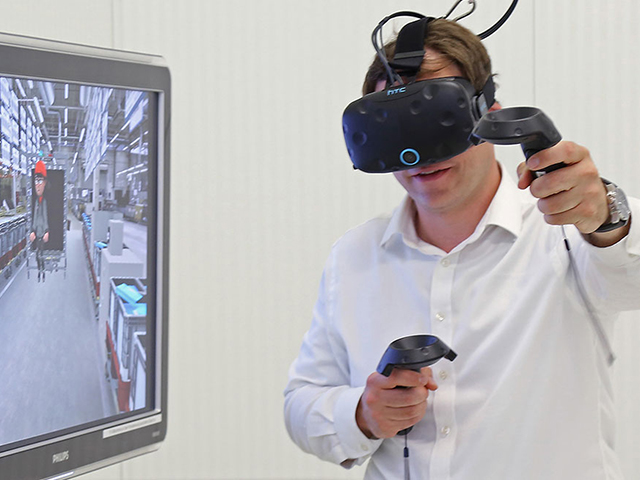 Virtual Reality, a key point for the future of manufacturing