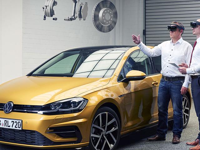 Le auto del futuro verranno sviluppate utilizzando la realtà virtuale