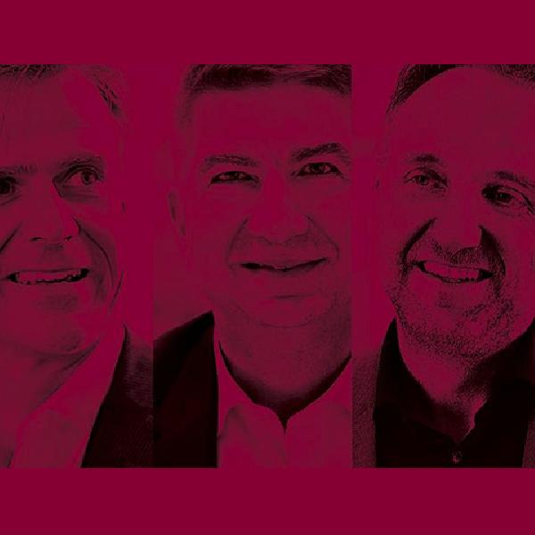 Quattro professionisti, un solo sguardo verso il futuro