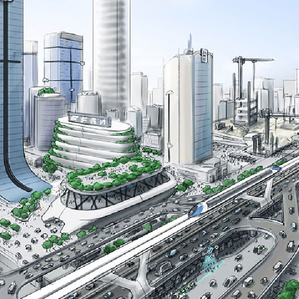 The challenge of mobility in the cities of tomorrow
