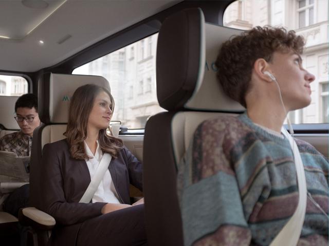 MOIA, la mobilità condivisa del futuro è già qui