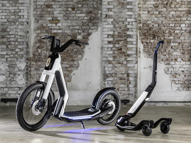 Cityskater and Streetmate: alternative solutions for everyday mobility