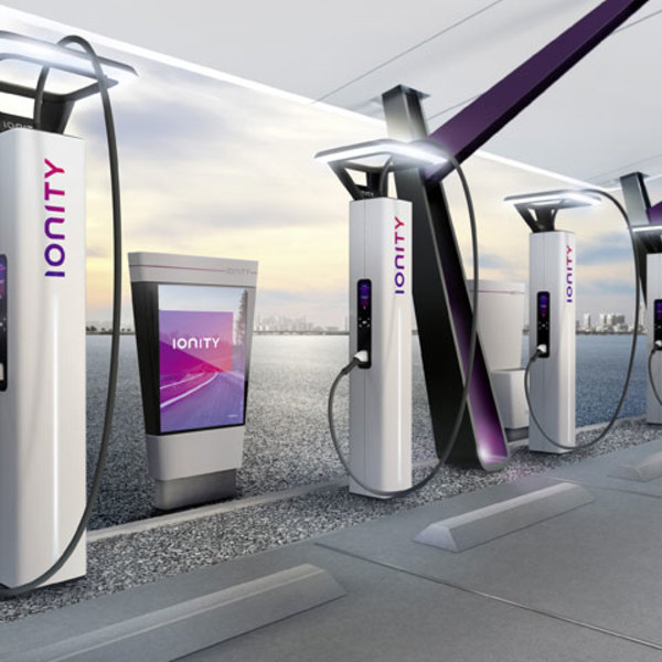 IONITY, the fast charging network moving across Europe