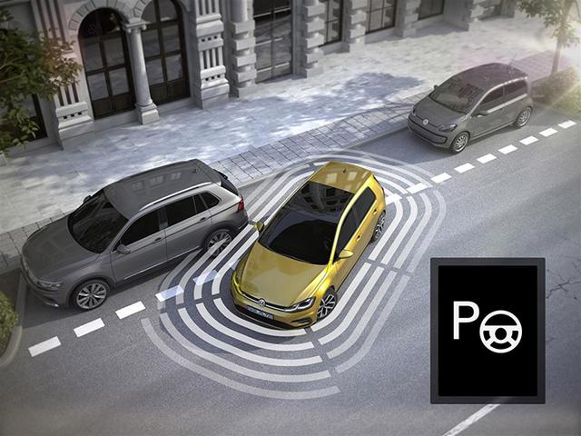 sistemi di assistenza al parcheggio