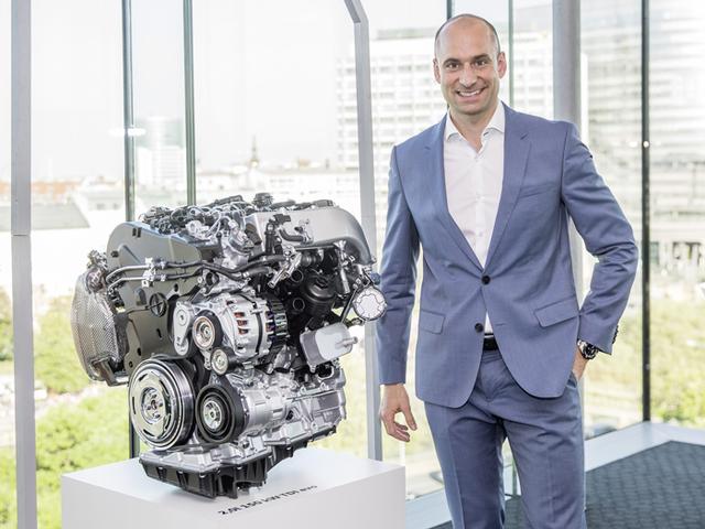 Volkswagen presenta i motori del futuro