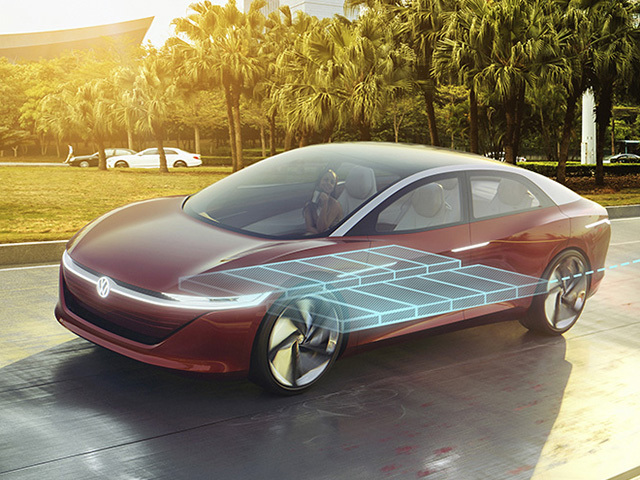 L'informatica quantistica per le batterie dei veicoli elettrici