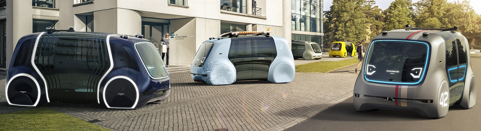 The mobility of tomorrow has a name: SEDRIC
