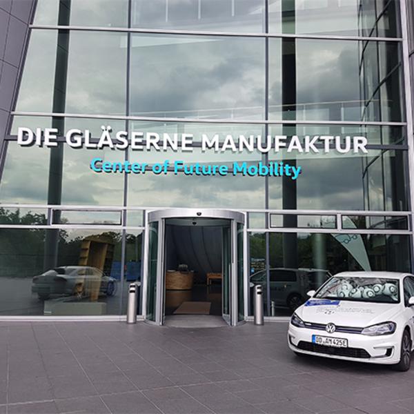 Dresda, un centro per la mobilità del futuro