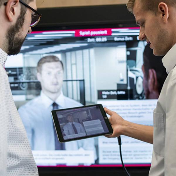 Audi Virtual Training: la formazione è… un gioco da ragazzi