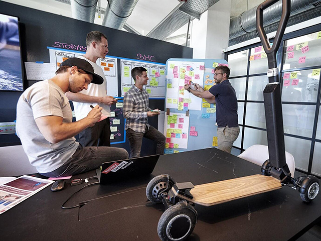 Creative ideas in the service of innovation: the Audi Think Tank