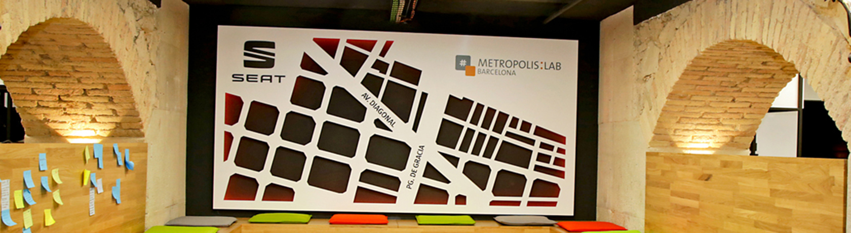 SEAT Metropolis:Lab, dove si sviluppa la mobilità per le smart city