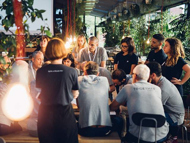 A hackathon to overcome the challenges of tomorrow