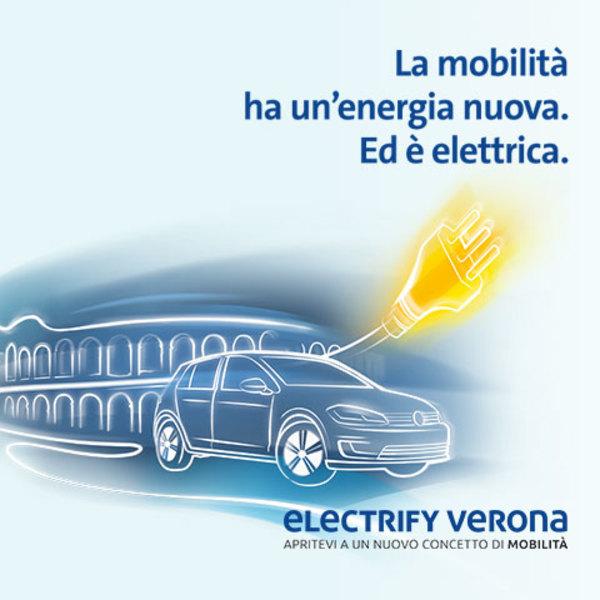Electrify Verona: welcome to the zero-emission city