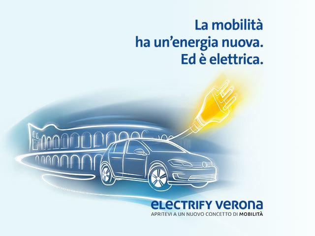 Electrify Verona: vivere la città a zero emissioni