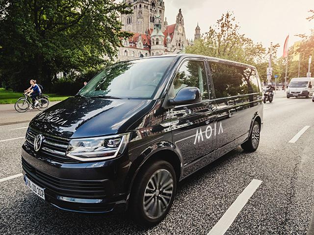 Un nuovo modo di spostarsi in città: MOIA debutta ad Hannover