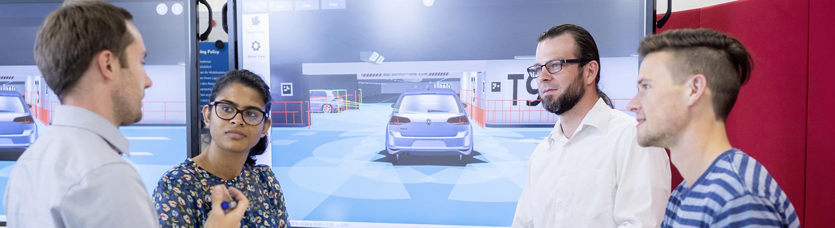 Test drive virtuali per il collaudo dei sistemi di assistenza