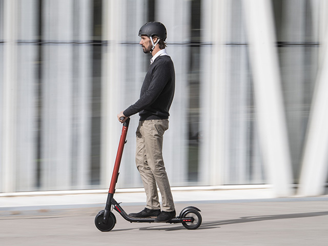 Towards the micromobility of the future: the SEAT eXS KickScooter