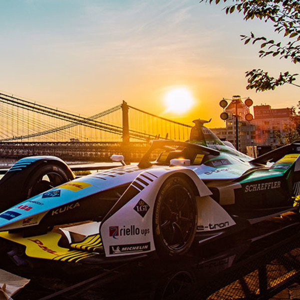 Winning in Formula E? It requires balancing speed and efficiency