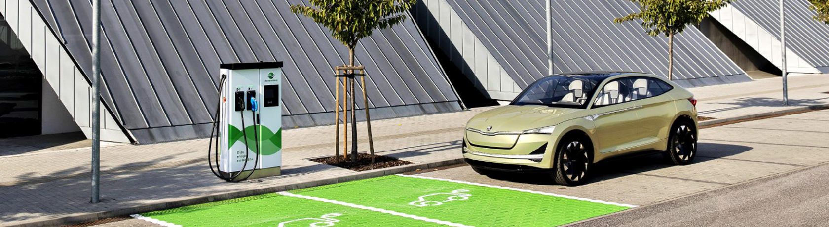 The five priorities of ŠKODA's electric mobility