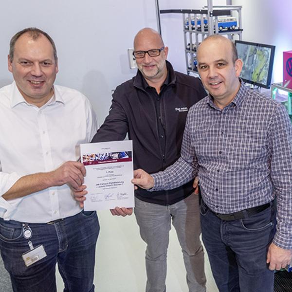 L'Education Award premia le eccellenze formative nel Gruppo Volkswagen