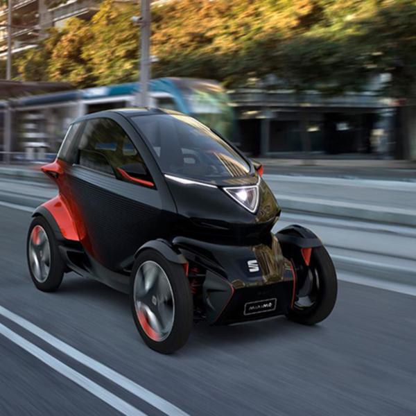 Minimó, urban micromobility according to SEAT