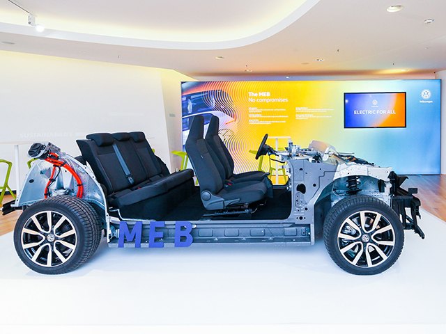 Auto elettriche: ecco i segreti delle batterie