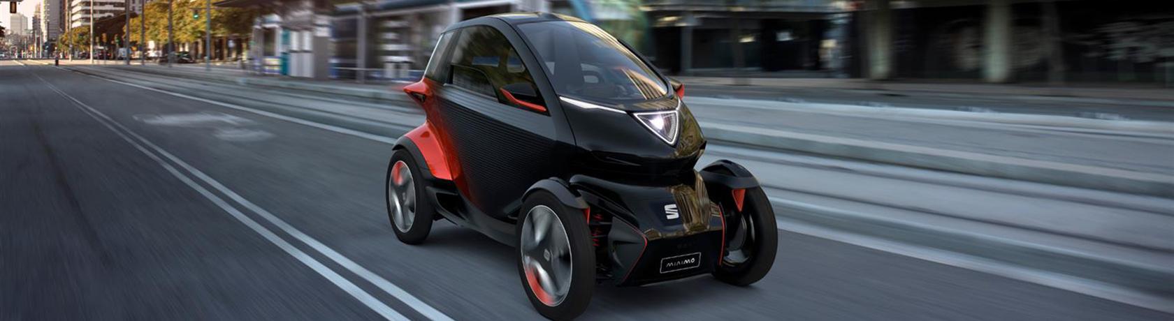Minimó, la micromobilità urbana secondo SEAT