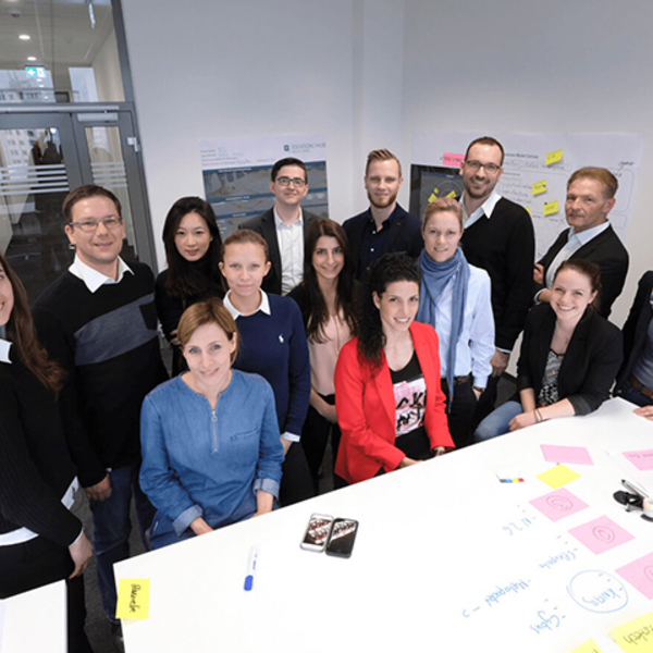 Ideation:Hub, the access road to the Volkswagen Group for start-ups