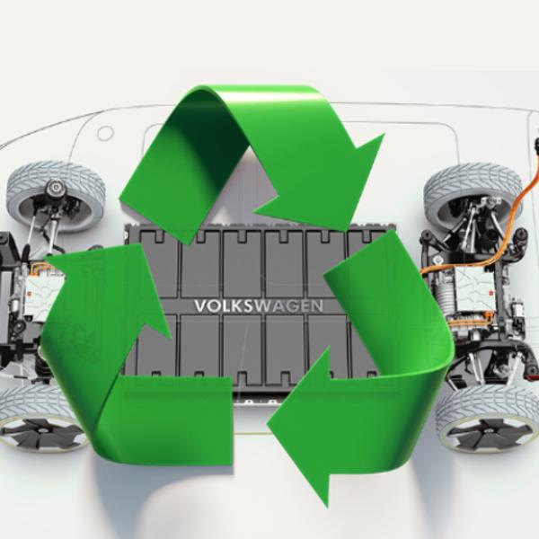 Lunga vita alle batterie: la strategia di riciclo del Gruppo Volkswagen