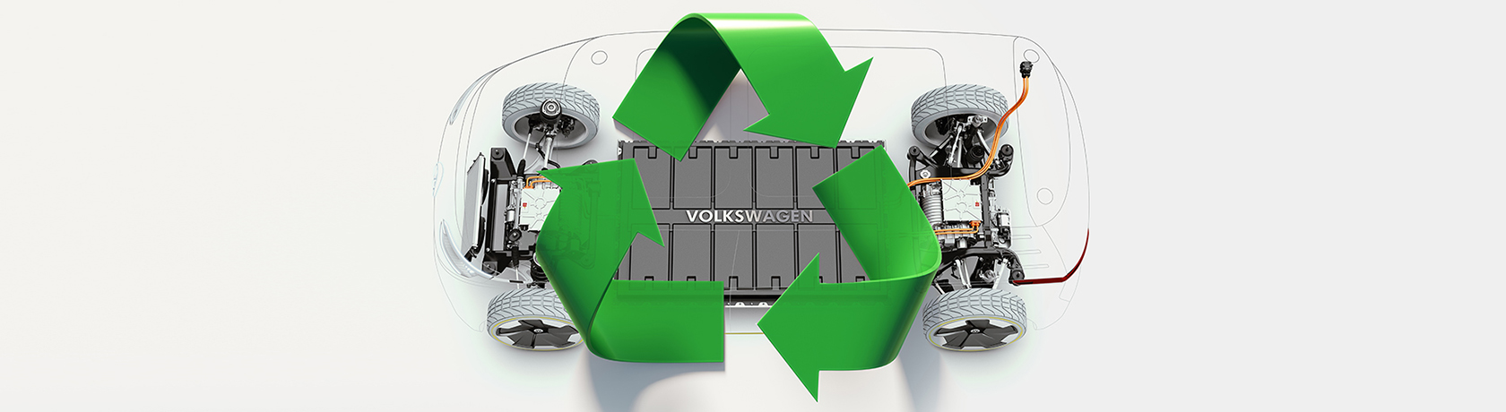 Long life to the batteries: the Volkswagen Group's recycling strategy