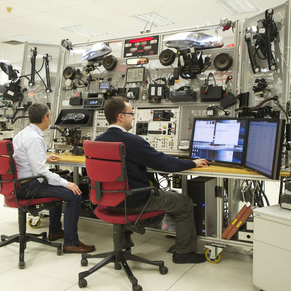 Dal virtuale al reale: il SEAT Technical Center