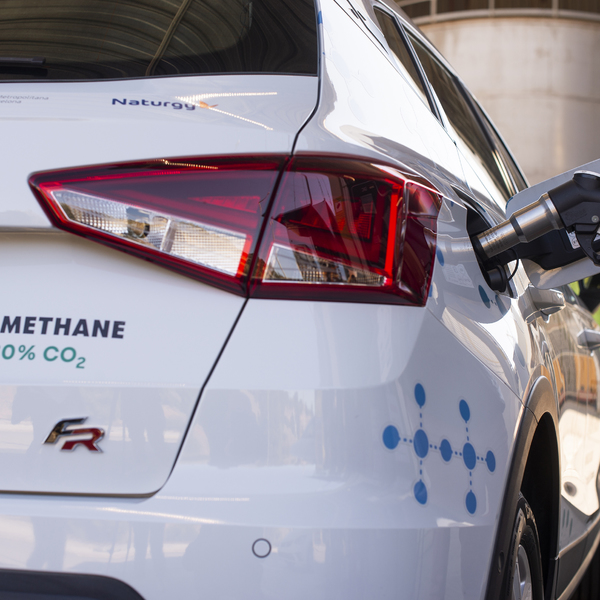 Biometano dai rifiuti organici: il progetto SEAT a Barcellona