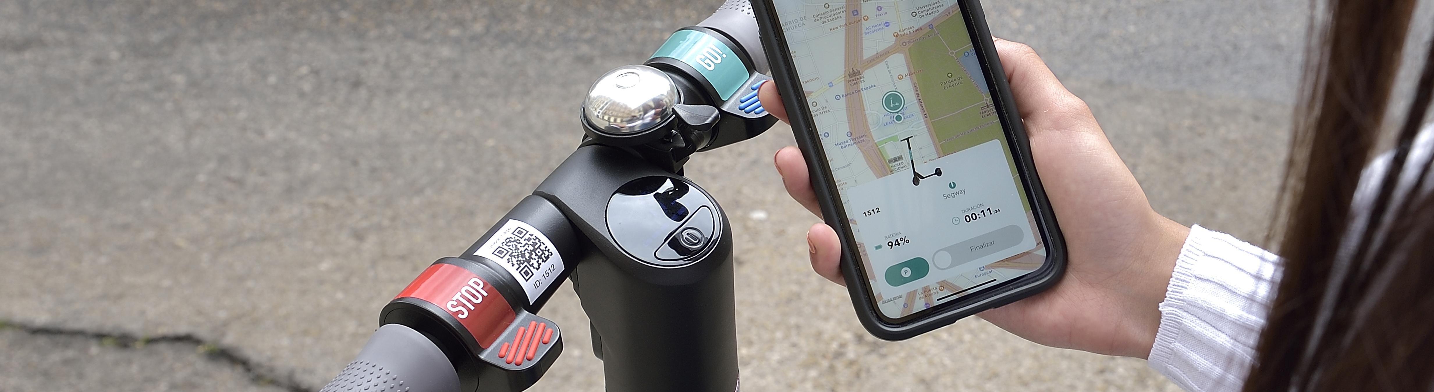 Apps, services and sharing: the future's micromobility according to SEAT