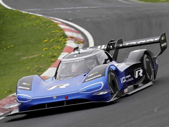 La ID.R al Nürburgring: dietro le quinte di un giro da record