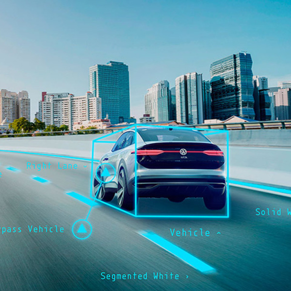 Artificial neural networks, the key to autonomous driving