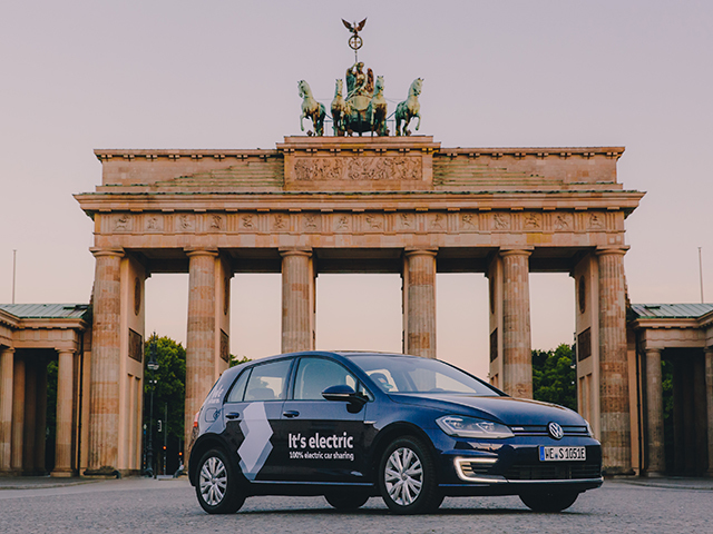 WeShare, the electric car-sharing service, débuts in Berlin