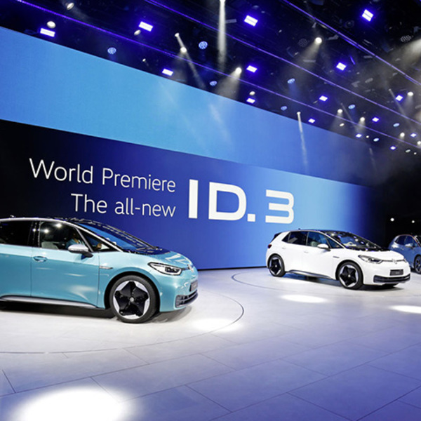From niche product to the mainstream: Volkswagen's electric revolution