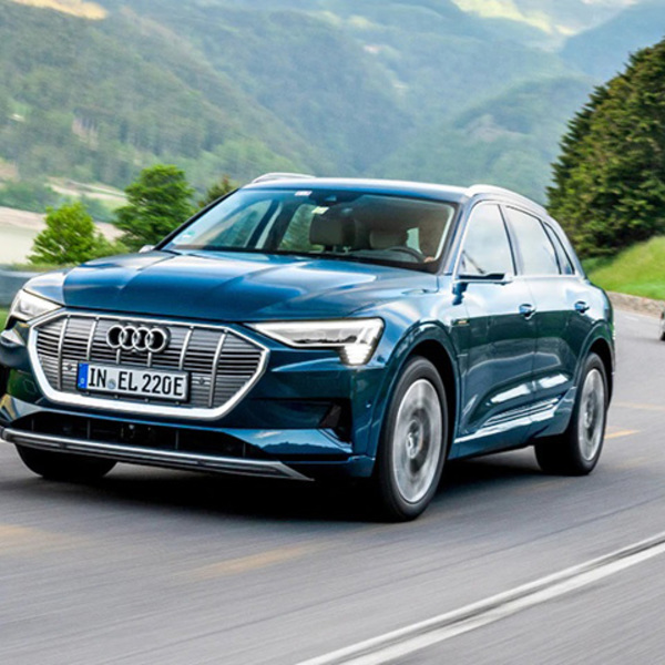 Audi e-tron and the electric challenge across Europe