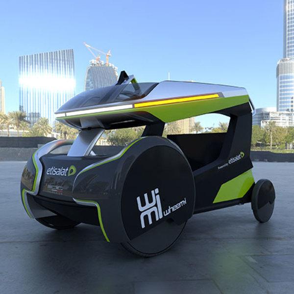 WheeM-i, la smart mobility accessibile per gli utilizzatori di sedia a rotelle