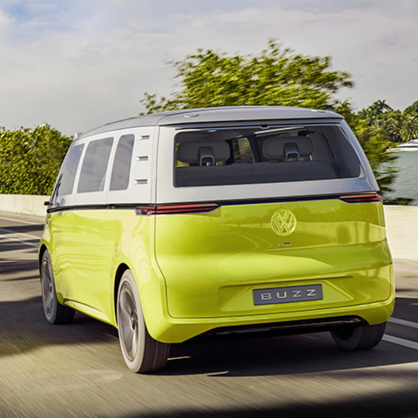 Volkswagen Group's autonomous driving will debut on the commercial vehicles