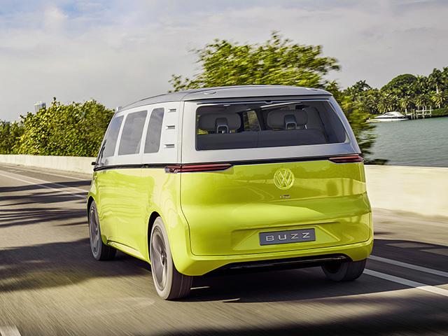 La guida autonoma Volkswagen debutterà sui veicoli commerciali