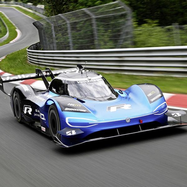 Il futuro di Volkswagen Motorsport è elettrico