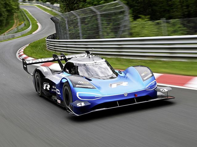 The future of Volkswagen Motorsport is electric