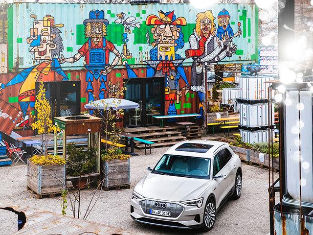 Werksviertel, un ecosistema perfetto per testare la mobilità di domani