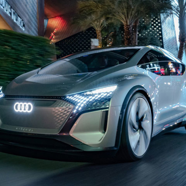 The smart, hi-tech and empathetic car: Audi's vision at CES 2020