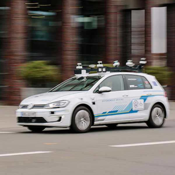 Autonomous driving in the city: the hardest challenge