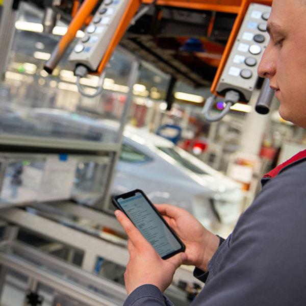 """""""Audi Mobile Maintenance"""", una app per la manutenzione degli impianti"""