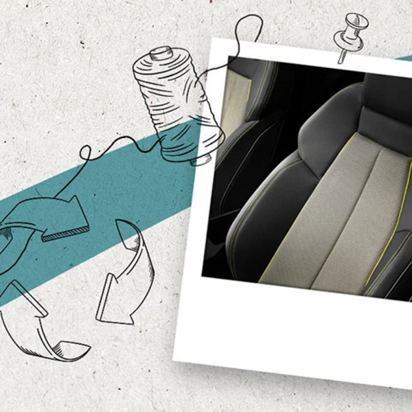 From plastic bottles to car seats: the Audi circular economy