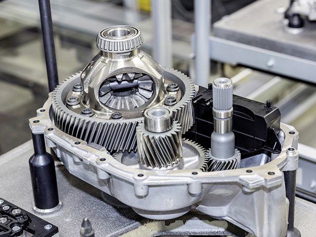 The gearbox of an electric car: how is it made?