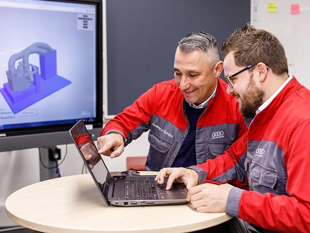 Creare strumenti di lavoro su misura con la stampa 3D